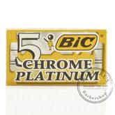 Bic Chrome Platinum Razor Blades
