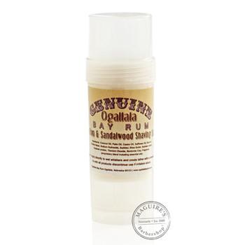 Ogallala Shaving Soap Stick - Sandalwood