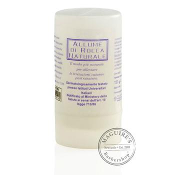 Allume di Rocca Naturale Alum Cylinder