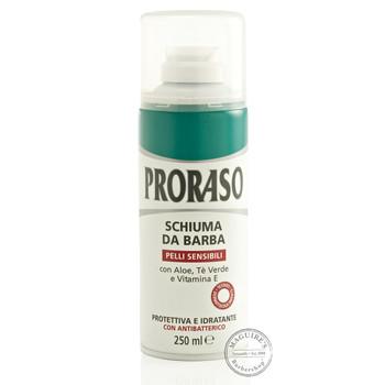 Proraso Shaving Foam - Aloe & Green Tea - 250ml