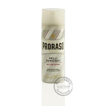 Proraso Shaving Foam - Sensitive Skin - 50ml