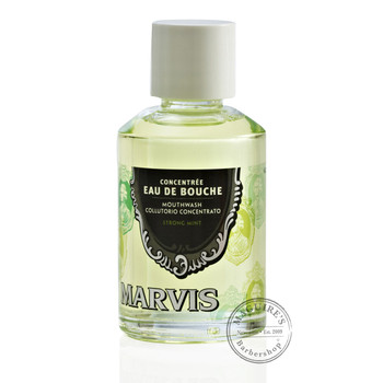 Marvis Concentrated Eau de Bouche Mouthwash - 120ml