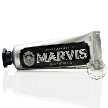 Marvis Amarelli Licorice Toothpaste - 25ml
