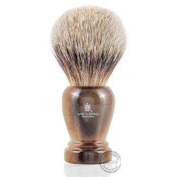 Vie-Long 16551 Silvertip Badger Hair Shaving Brush