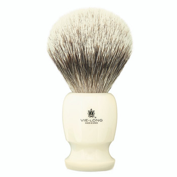 Vie-Long 16516 Silvertip Badger Hair Shaving Brush