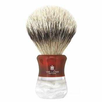 Vie-Long 16510 Silvertip Badger Hair Shaving Brush