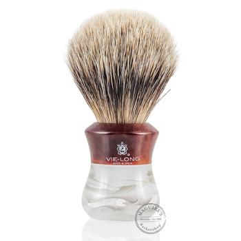 Vie-Long 16910 Silvertip Badger Hair Shaving Brush