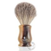 Vie-Long 16407 Grey Tip Badger Shaving Brush