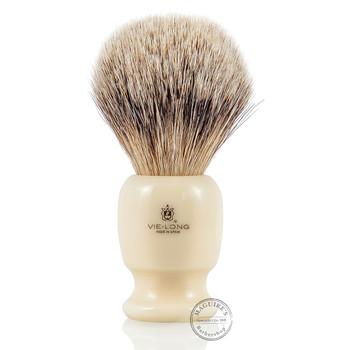 Vie-Long 14075 Mix Badger and Horse Hair Shaving Brush