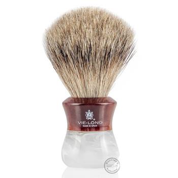 Vie-Long 14080 Mix Badger and Horse Hair Shaving Brush