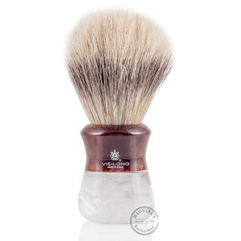 Vie-Long 13061 White Horse Hair Shaving Brush