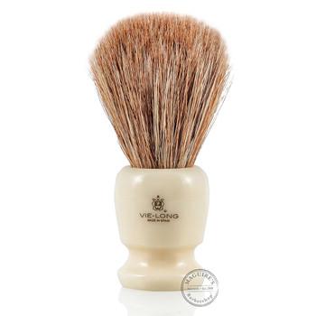 Vie-Long 12651 Brown Horse Hair Shaving Brush