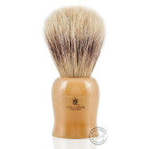 Vie-Long 12326 Mix Bristle and White Horse Hair Shaving Brush