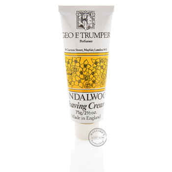 Geo F Trumper Sandalwood Soft Shaving Cream - 75g