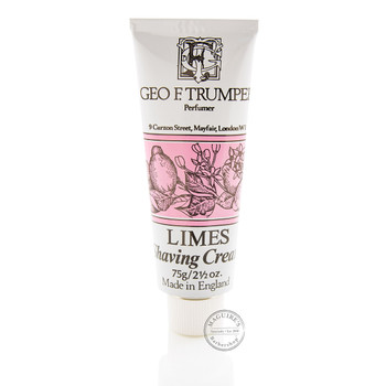 Geo F Trumper Extract of Limes Soft Shaving Cream - 75g