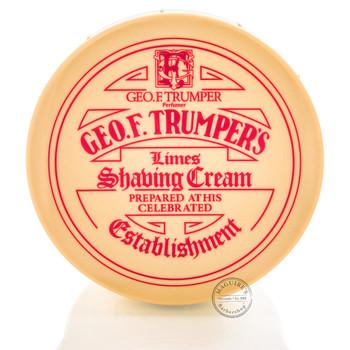 Geo F Trumper Extract of Limes Soft Shaving Soap Pot - 200g