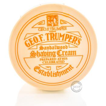 Geo F Trumper Sandalwood Soft Shaving Soap Pot - 200g