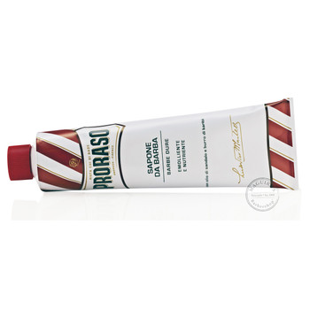 Proraso Shaving Cream Tube (Red)