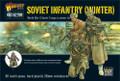 BA-91 WWII Soviet Infantry Winter