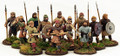 SAGA-153  Anglo-Saxons Geburs w/Spears (Levy)