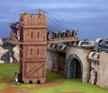 SAGA-560  Siege Tower