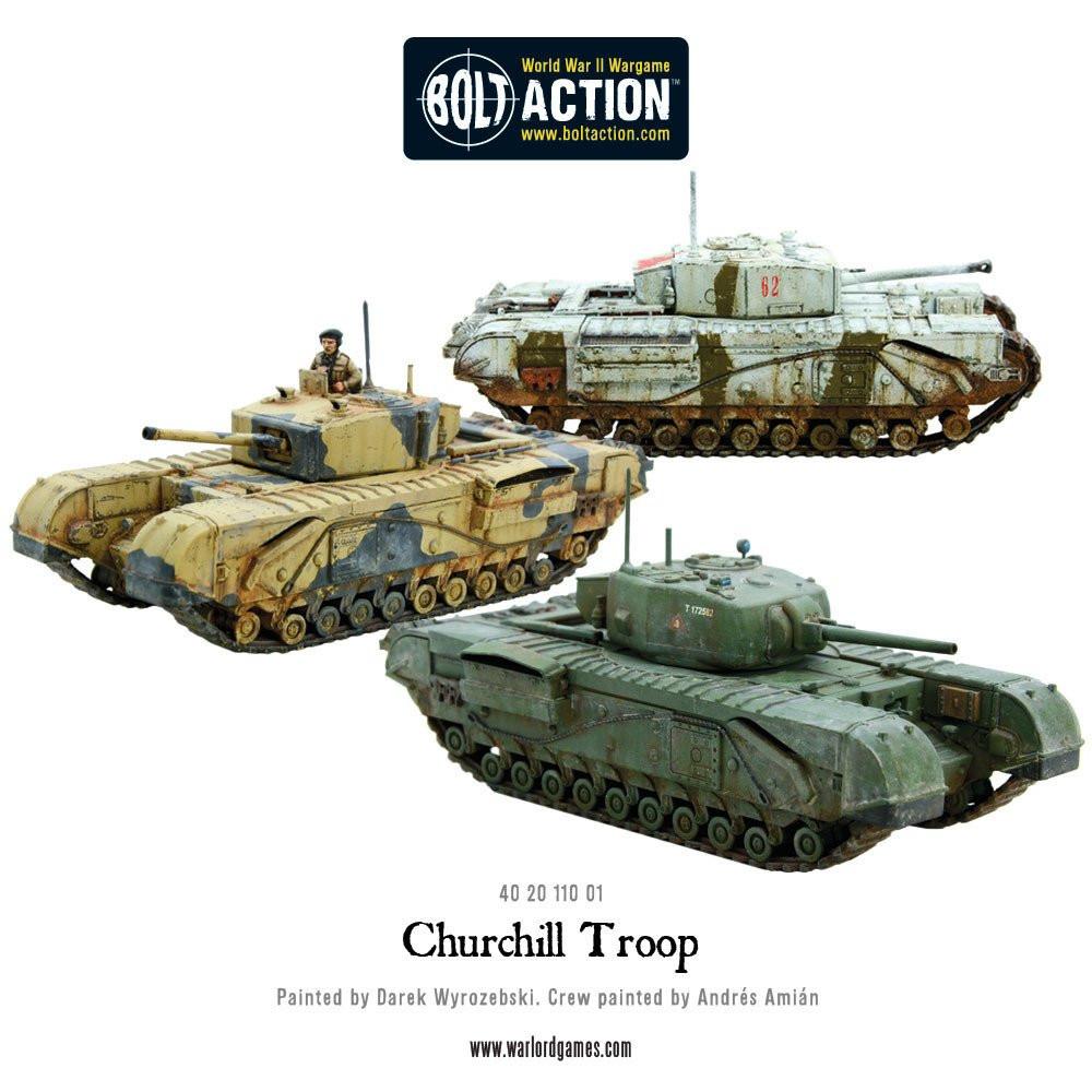 BA-72 Churchill Platoon (3)