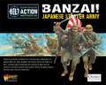 Start-02 Banzai Japanese Stater Army (WWII)