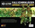 Start-07 Fallschimjager Army Box  (WWII)
