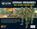 Start-08 German Grenadiers Army Box  (WWII)