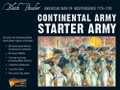 Start-14 Continental Army Box  (AWI)