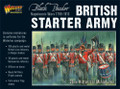 Start-20 British Army Box at Waterloo (Napoleonic)