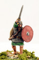 SAGA-202  Irish Warlord w/Sword on Foot