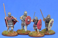 SAGA-402 Briton Commanipulares  Foot Heathguard