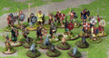 SAGA-60  Irish Warband