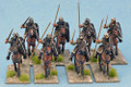 SAGA-334   Milites Christi Sergeants (Mounted)Warriors