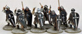 SAGA-288  Milites Christi Sergeants Warriors  (Foot)