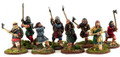 SAGA-223  Norse Gael Warriors w/ Dane Axes