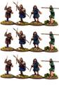 SAGA-233  Norse Gael  w/ Javalins (Levy)