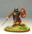 SAGA-146  Welsh Warlord on Foot