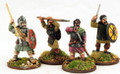 SAGA-141  Welsh Teulu on Foot (Heathguard)