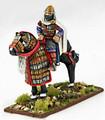 SAGA-179  Byzantine Warlord Mounted