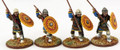 SAGA-181   Byzantine Kavallario on Foot w/ Spears (Heathguard)