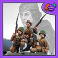 BAD-46  Female Soviet Tank Riders