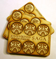 SAGA-21  MDF Fatigue Markers-Jomsvikings Tokens