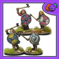 BAD-15  ShieldMaidens w/ Axes (Warriors)