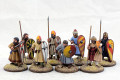 SAGA-311  Spanish Warriors on Foot