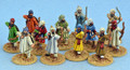 SAGA-343 Moor Mujahid Levy w/ Bow