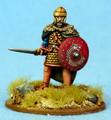 SAGA-422 Visigoth Warlord on Foot