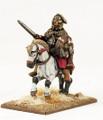 SAGA-493 Hun Warlord Mounted w/ Sword