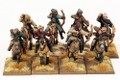 SAGA-434  Hun Warriors Mounted